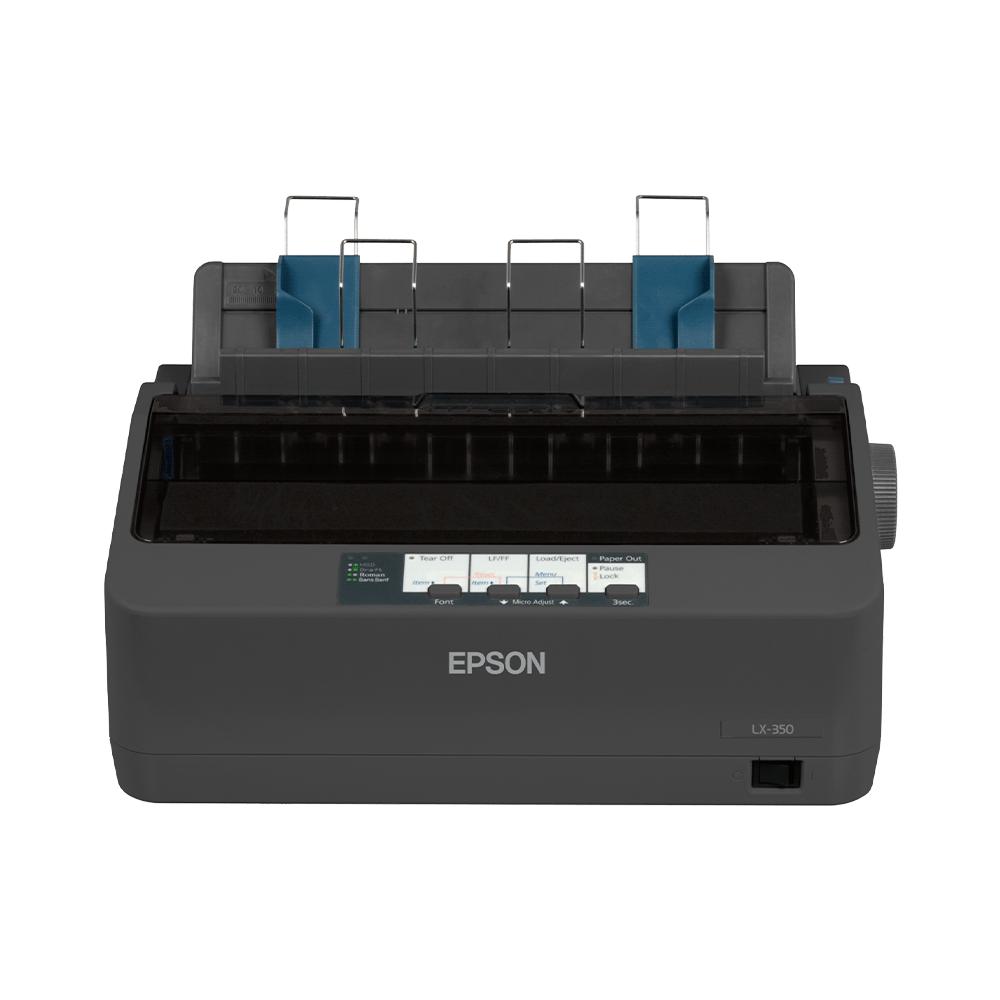 IMPRESORA MATRICIAL EPSON LX-350 USB/PARALELO/BIVOLT/NEGRO