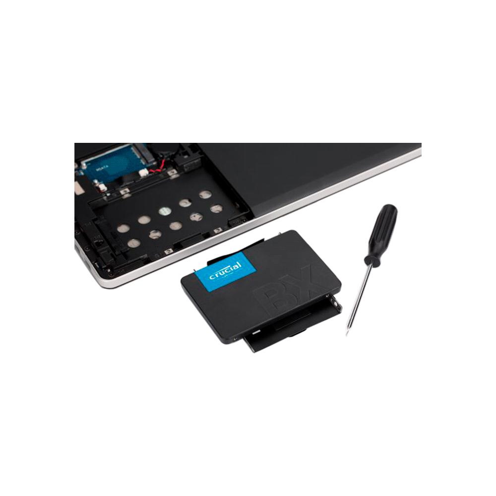 SSD SATA3 240GB CRUCIAL BX500 CT240BX500SSD1