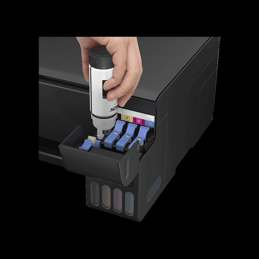 IMPRESORA MULTIFUNCIONAL EPSON ECOTANK L3150 WIFI IP V6 BIVOLT