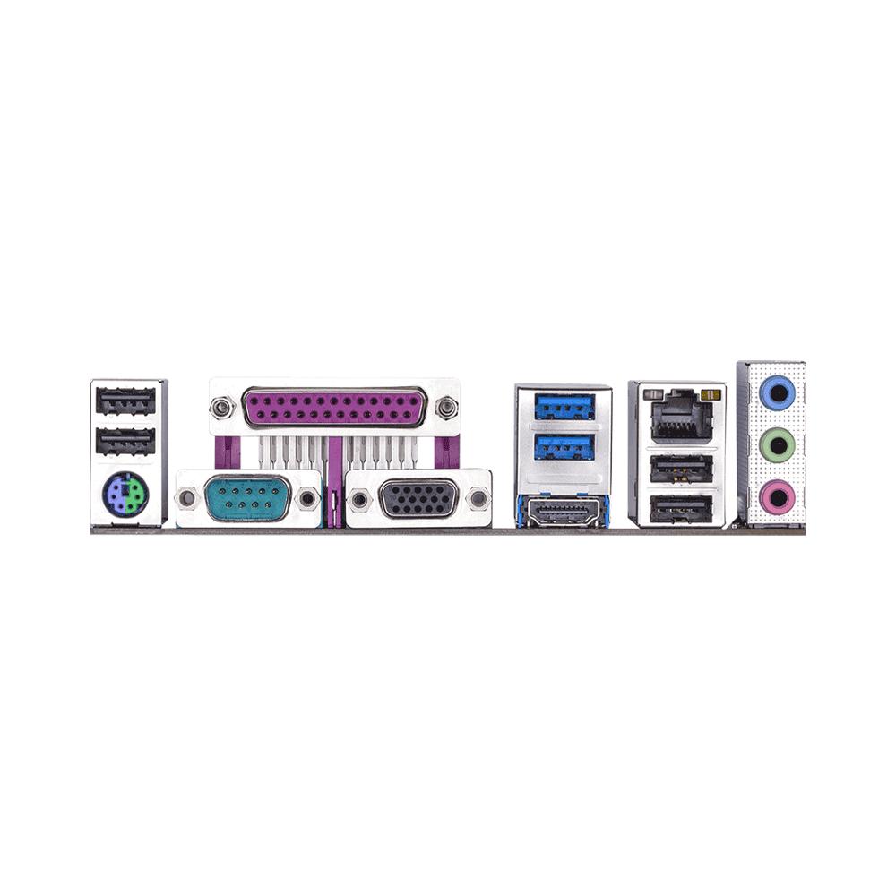 PLACA MADRE + PROCESADOR GIGABYTE AMD GA-E6010N DC 1.35/V/S/R/HDMI/COM/SERIE/DD3/MATX