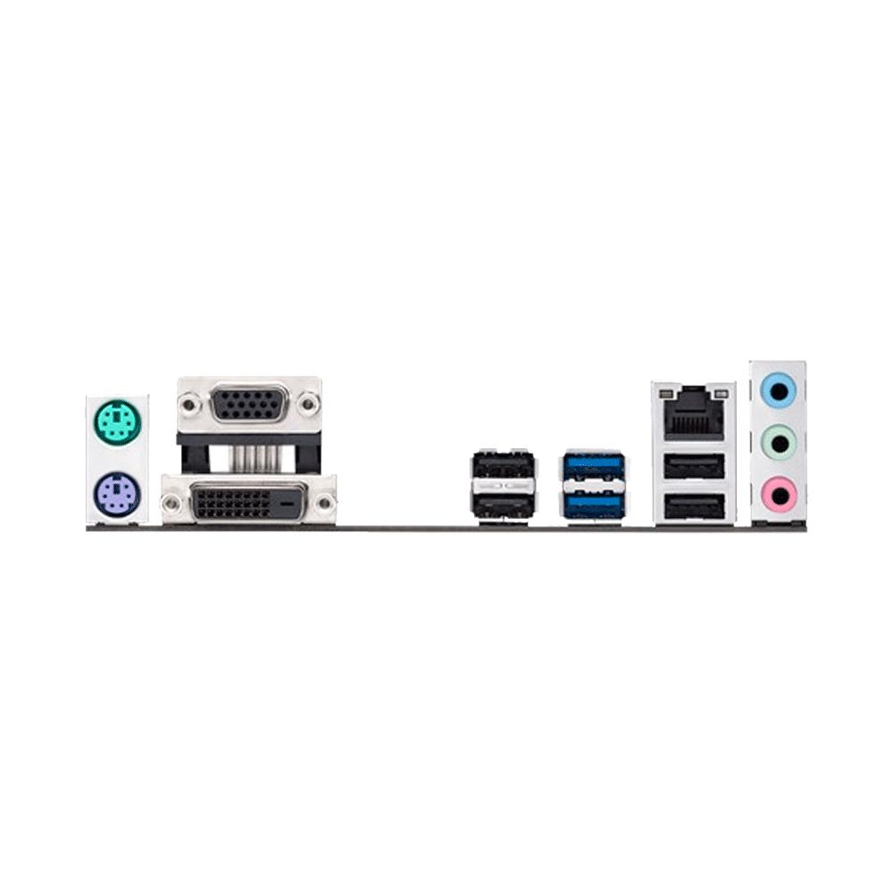 PLACA MADRE ASUS 1200 PRIME H410M-K V/S/R/DVI/DD4/USB3.2/MATX