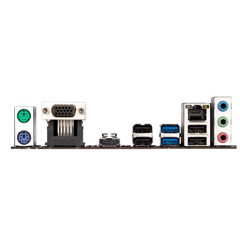 PLACA MADRE GIGABYTE 1200 H410M H V2 V/S/R/HDMI/M2/DDR4/USB3.2/MATX