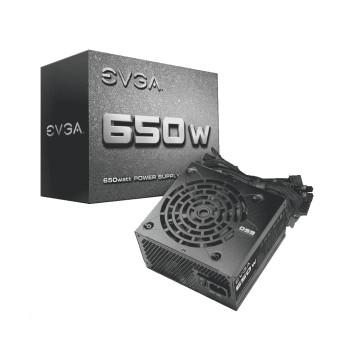 FUENTE EVGA 650W 100-N1-0650-L1