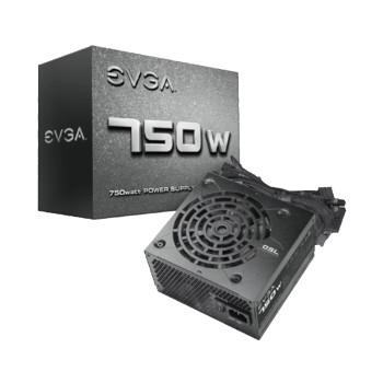 FUENTE EVGA 750W 100-N1-0750-L1