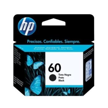 TINTA HP 60 NEGRO CC640WL 4,5ML