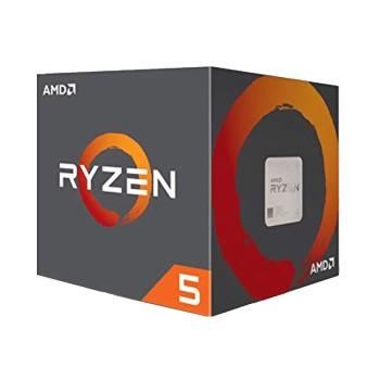 PROCESADOR AMD AM4 RYZEN 5 2600 3.4GHZ/19MB