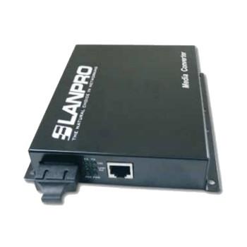 NETWORKING LANP CONV. F.O 10/100/1000 SC SM X 40KM