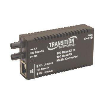 NETWORKING TRANS. CONV. F.O 10/100 SM 20KM M/E-TX-