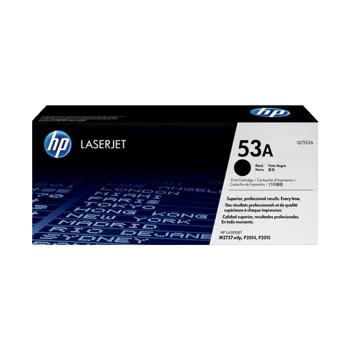 TONER HP 53A NEGRO Q7553A