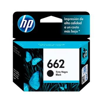 TINTA HP 662 NEGRO CZ103AL 2ML