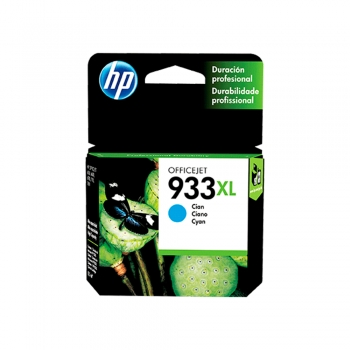 TINTA HP 933XL CYAN CN054AL 8,5ML