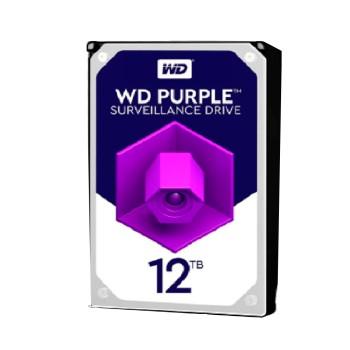 DISCO DURO SATA3 12TB WESTERN DIGITAL PURPLE 7200