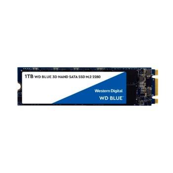SSD M.2 SATA3 1TB WESTERN DIGITAL WDS100T2BOB BLUE