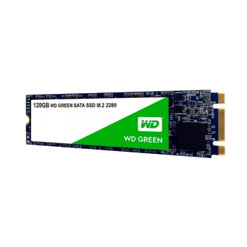 SSD M.2 SATA3 120GB WESTERN DIGITAL WDS120G2G0B GR