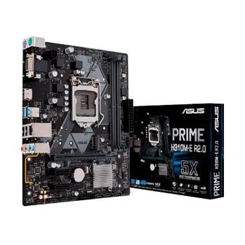 PLACA MADRE ASUS 1151 PRIME H310M-E R2.0 V/S/R/HDM