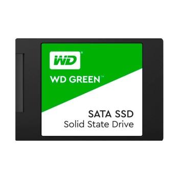 SSD SATA3 1TB WESTERN DIGITAL WDS100T2G0A GREEN