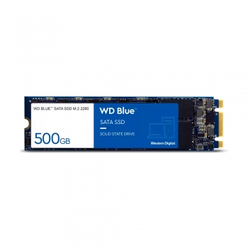SSD M.2 SATA3 500GB WESTERN DIGITAL WDS500G2B0B BL