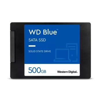 SSD SATA3 500GB WESTERN DIGITAL WDS500G2B0A BLUE 5