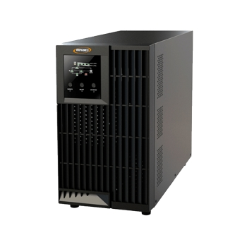 UPS 220V 3000VA 2400W INFOSEC E4 VALUE T ON LINE D
