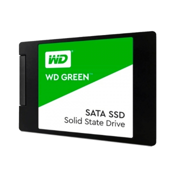 SSD SATA3 480GB WESTERN DIGITAL WDS480G2G0A GREEN