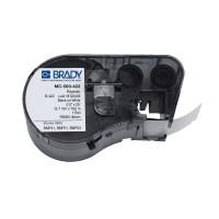 CONSUMIBLE BRADY CART.BMP41-(143242) POLYEST-BL-12,70 MM X 7,60 METROS