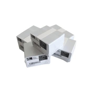 TARJETAS PVC ZEBRA ID PACK 30MIL 500PCS 104523-111