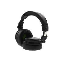 AURICULAR CON MICROFONO KLIP KDH-800 ZOUNDMASTER HEADPH 3.5MM / 1/4 JACK P/DJ NEGRO