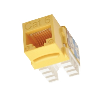 NETWORKING LANP CONEC. RJ45 HEMB. CAT.6 AMAR. LP-X