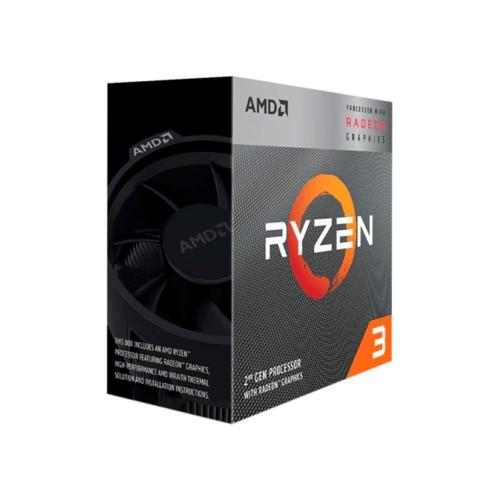 PROCESADOR AMD AM4 RYZEN 3 3200G 3.6GHZ/4MB