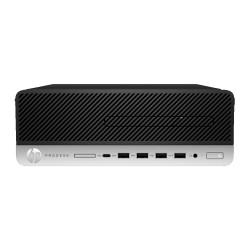 COMPUTADORA HP CORPORATIVA PRODESK 600 G4 SFF 7PD35LS#ABM I3/8G/500GB/RW/W10P/AMD R7