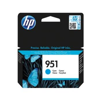 TINTA HP 951 CYAN CN050AL 8,5ML