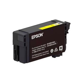 TINTA EPSON T40W420 AMARILLO 50ML P/SURECOLOR T517