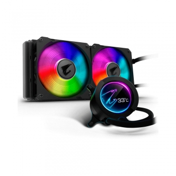 COOLER P/CPU AORUS WATER 280 RGB FUSION 2.0