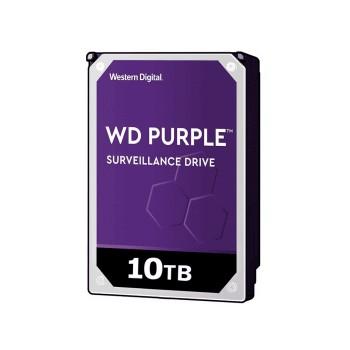 DISCO DURO SATA3 10TB WESTERN DIGITAL PURPLE 7200