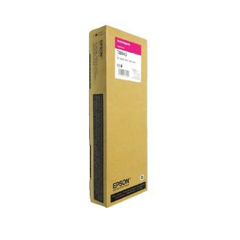 TINTA EPSON ULTRACHROME HD/HDX T804300 MAGENTA 700