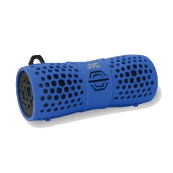 PARLANTE JVC XS-N1249ABU WATERPROOF BLACK BLUE IP6