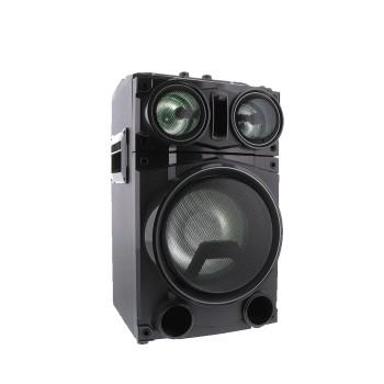 CAJA AUDIO KLIP KARAOKE KLS-640 900W/BT/FM/USB/MIC