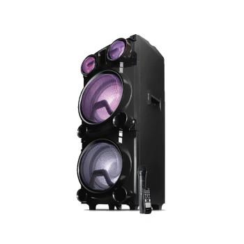 CAJA AUDIO KLIP KARAOKE KLS-900 2000W/BT/FM/USB/MI