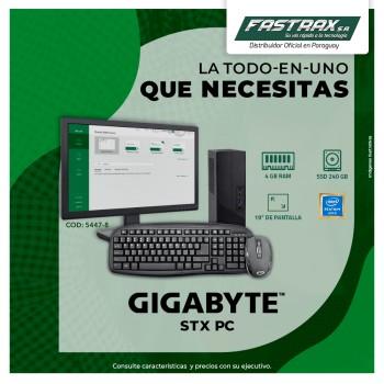 COMPUTADORA AIO GIGA MINI STX PEN G5400 3.7GHZ/4GB