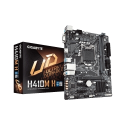 PLACA MADRE GIGABYTE 1200 H410M H V/S/R/HDMI/M2/DDR4/USB3.2/MATX