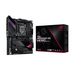 PLACA MADRE ASUS 1200 Z490 ROG MAXIMUS XII HERO WIFI S/R/HDMI/3M2/DDR4/ATX