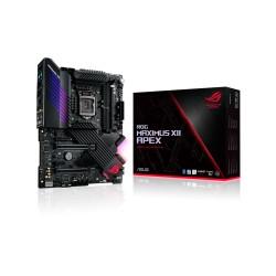 PLACA MADRE ASUS 1200 Z490 ROG MAXIMUS XII APEX S/R/WIFI/3M2/DDR4/USB3.2/ATX