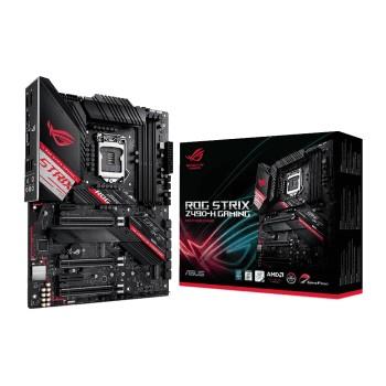 PLACA MADRE ASUS 1200 ROG STRIX Z490-H GAMER S/R/H