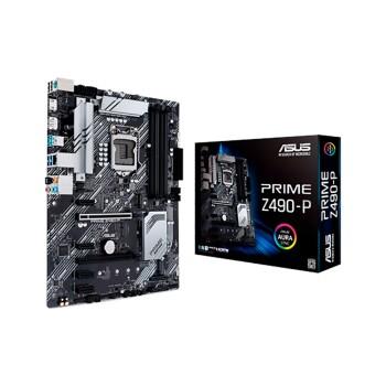 PLACA MADRE ASUS 1200 PRIME Z490-P S/R/HDMI/DP/2M2