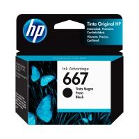 TINTA HP 667 NEGRO 3YM79AL DJ 2775 2ML
