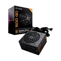 FUENTE EVGA  500W GD 80PLUS GOLD 100-GD-0500-V1