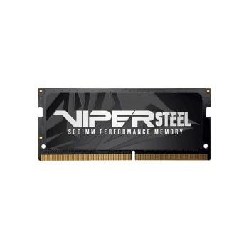 MEMORIA RAM P/NB DDR4 16G 2400 PATRIOT VIPER STEEL