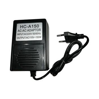 TRANSFORMADOR HC-A150 220V IN/110V OUT 150W