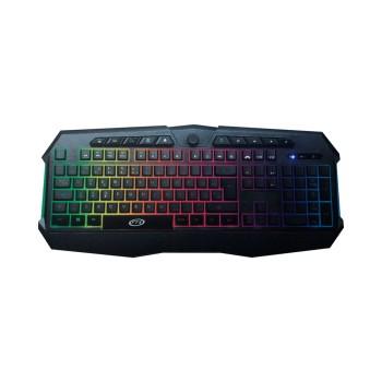 TECLADO GAMER USB FTXK623 RGB ESPA�OL