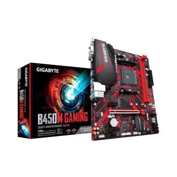 PLACA MADRE GIGABYTE AM4 B450M GAMING V/S/R/HDMI/D